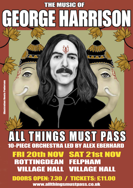 The All Things Must Pass Orchestra poster